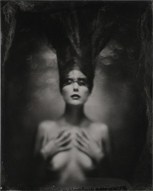 Dreams of the Nile II Artistic Nude Artwork by Photographer James Wigger