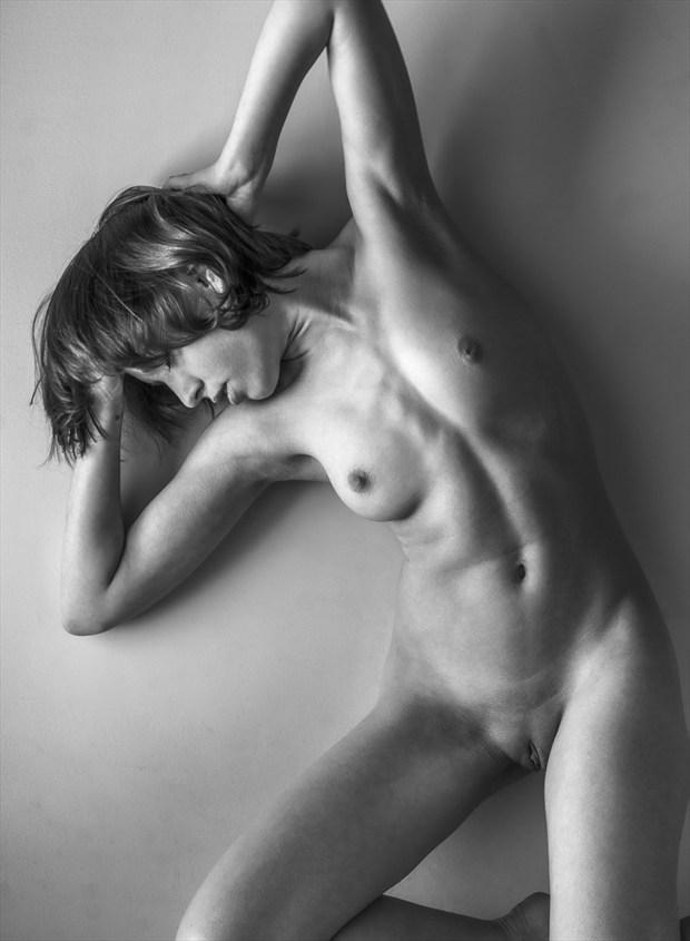 Dresser Two   Mono Artistic Nude Photo by Photographer rick jolson