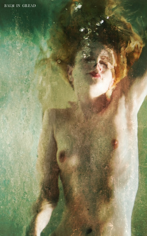 Drowning Artistic Nude Photo by Photographer balm in Gilead