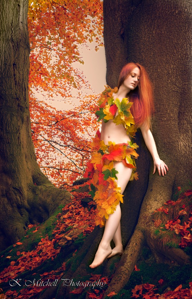 Dryad Alternative Model Photo by Photographer Keith Mitchell