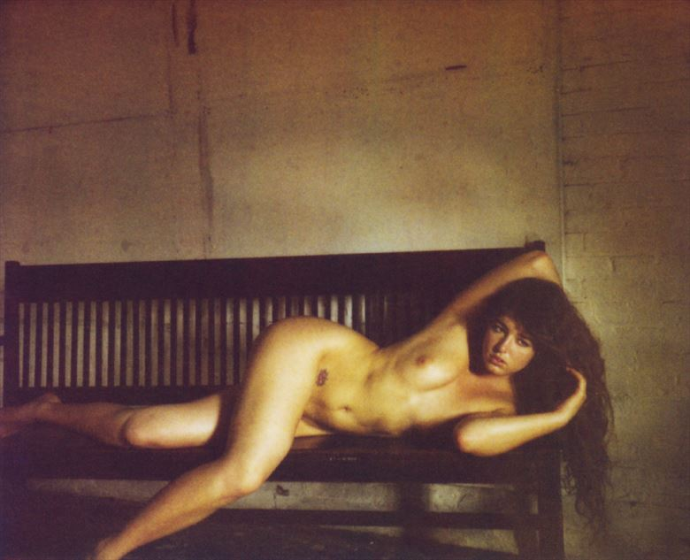 Dusdin Condren Artistic Nude Photo by Model Meghan Claire