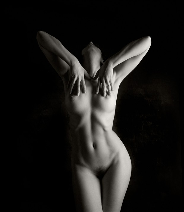 Dyana Artistic Nude Photo by Photographer Adrian