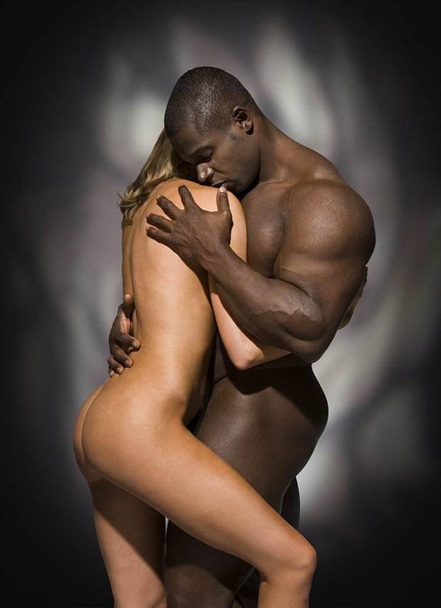EMBRACE   Artistic Nude Photo by Model Seanjones