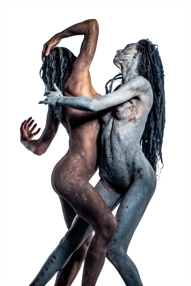 Earth Mothers Artistic Nude Photo by Photographer Magnus X