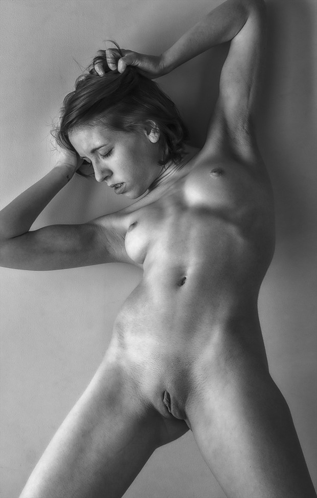 East Window Artistic Nude Photo by Photographer rick jolson