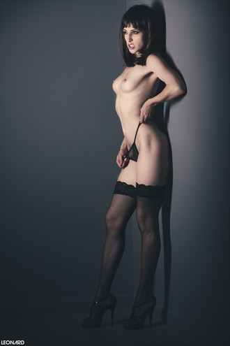 Eclipse Color Artistic Nude Photo by Photographer LEONARD Photography