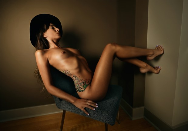 Ecstatic Artistic Nude Artwork by Photographer Mindplex