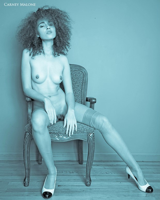 Editorial Erotic Photo by Photographer Carney Malone