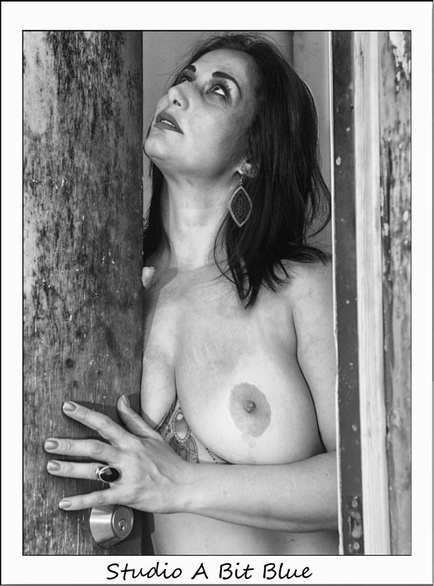 Eleanor At Studio Airpark Artistic Nude Photo by Photographer Studio A Bit Blue