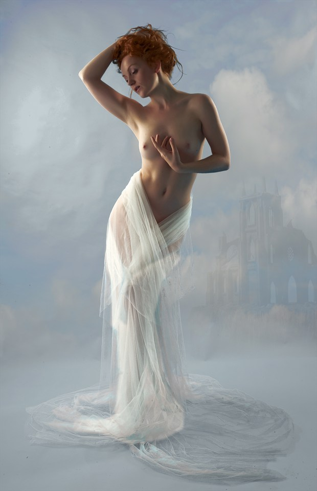 Elegance Artistic Nude Photo by Photographer Ray Kirby