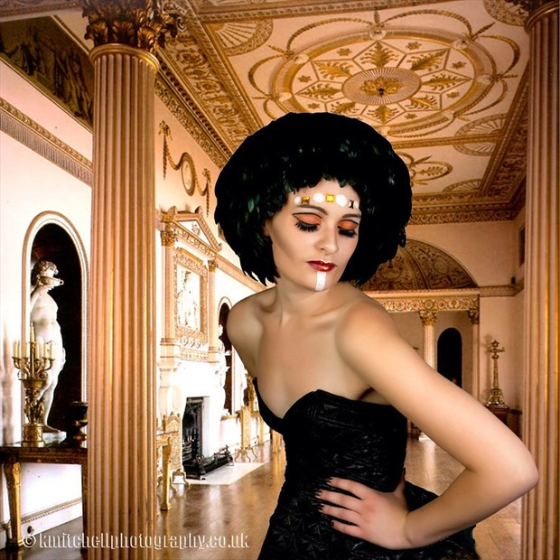 Elegance Fashion Photo by Photographer Keith Mitchell