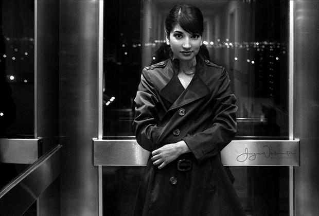 Elevator 1 Vintage Style Photo by Photographer Photowerk