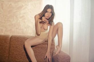 Elisa Artistic Nude Artwork by Artist AlessandroVetrugno