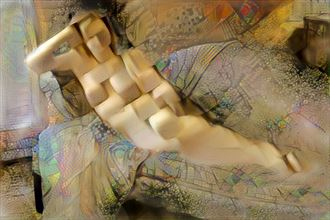 Elise in Boulder CO Artistic Nude Artwork by Photographer Beau