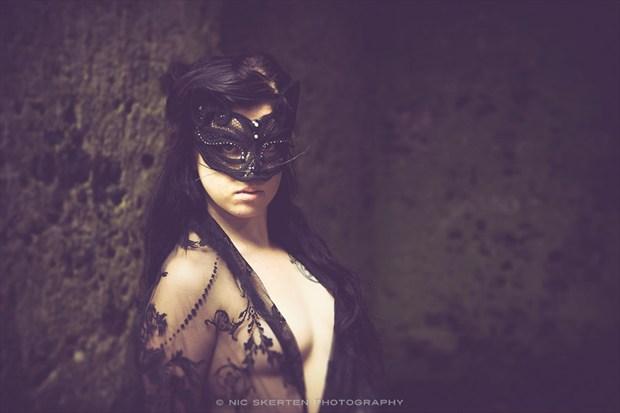 Elizabeth I Artistic Nude Photo by Photographer nicnic