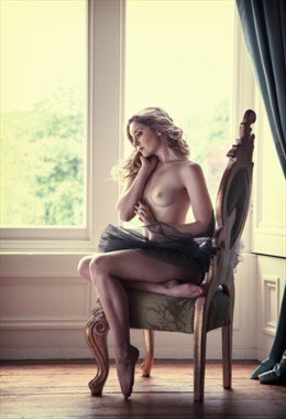 Ella Rose Artistic Nude Photo by Photographer Rossomck
