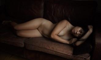 Elle Peril Artistic Nude Photo by Photographer GerardChillcott