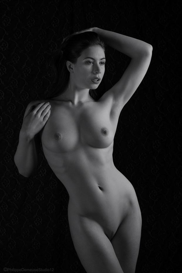 Elle1 Artistic Nude Photo by Photographer PhilippeDemeuseStudio12