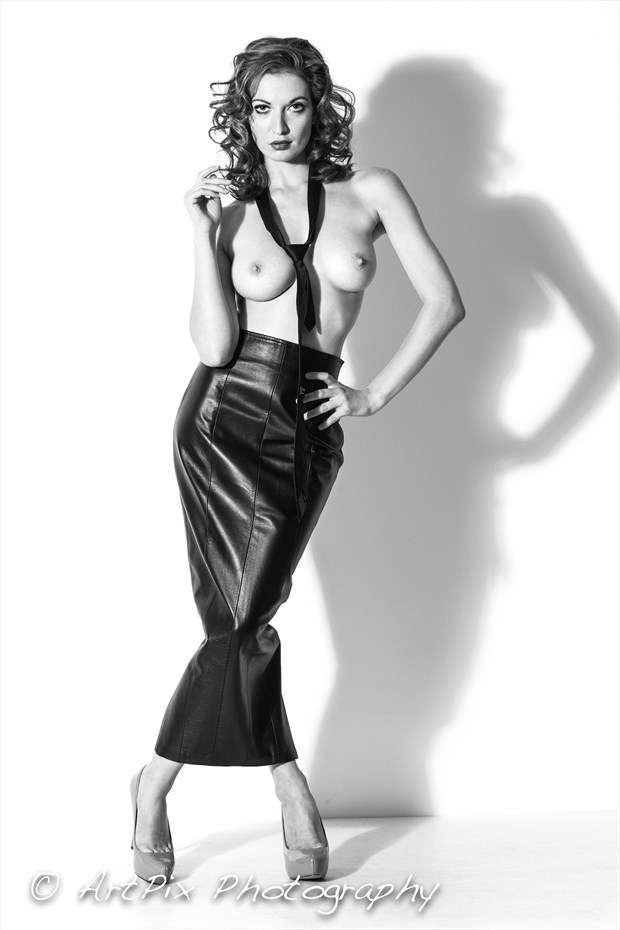 Elle3 Artistic Nude Photo by Photographer ArtPix Photography