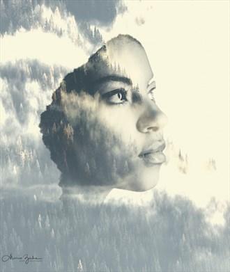 Elli Fantasy Artwork by Photographer MZArt