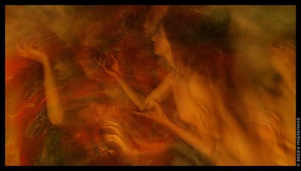 Elusive Artistic Nude Artwork by Photographer Pierre Moeremans