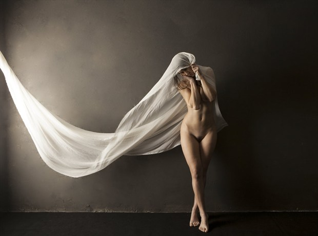 Ely Artistic Nude Photo by Photographer Adrian