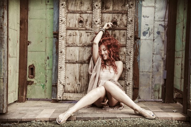 Emanuela Playful Sensual Photo by Photographer jody frost