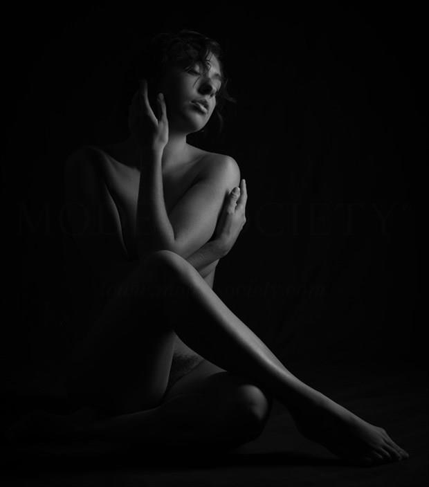 Embrace Artistic Nude Photo by Photographer Inge Johnsson