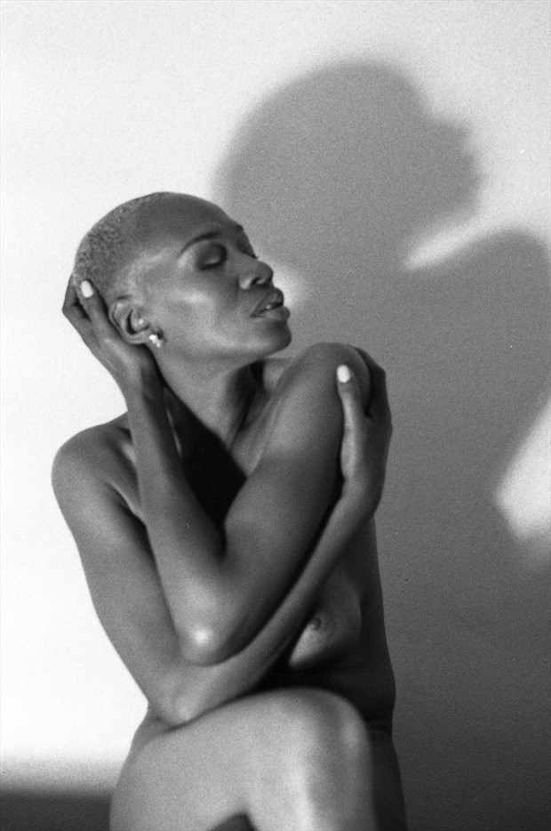 Embraced Artistic Nude Photo by Model Crimson Reign