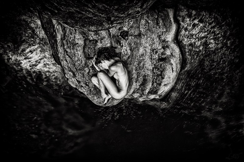 Embraces %231 Artistic Nude Photo by Photographer Michele Fatarella