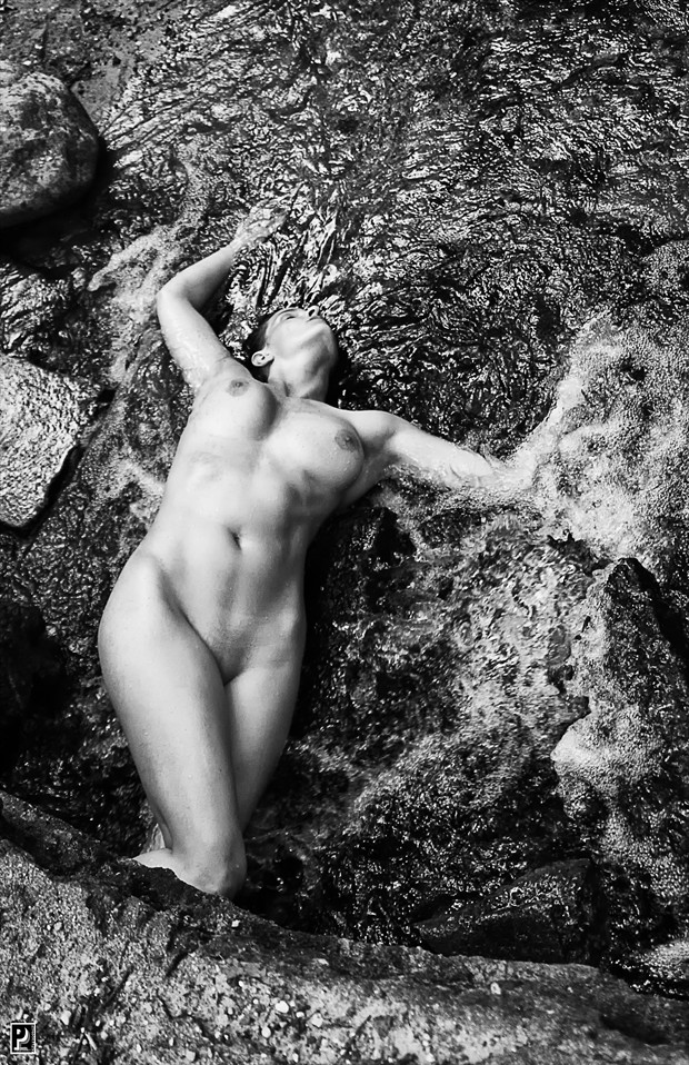 Emergence Artistic Nude Photo by Model Mila
