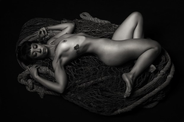 Emily Artistic Nude Photo by Photographer CG Photography