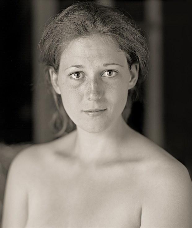 Emily Portrait Photo by Photographer Gary Samson