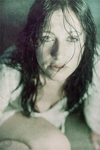 Emotional Expressive Portrait Photo by Model Wrenstar