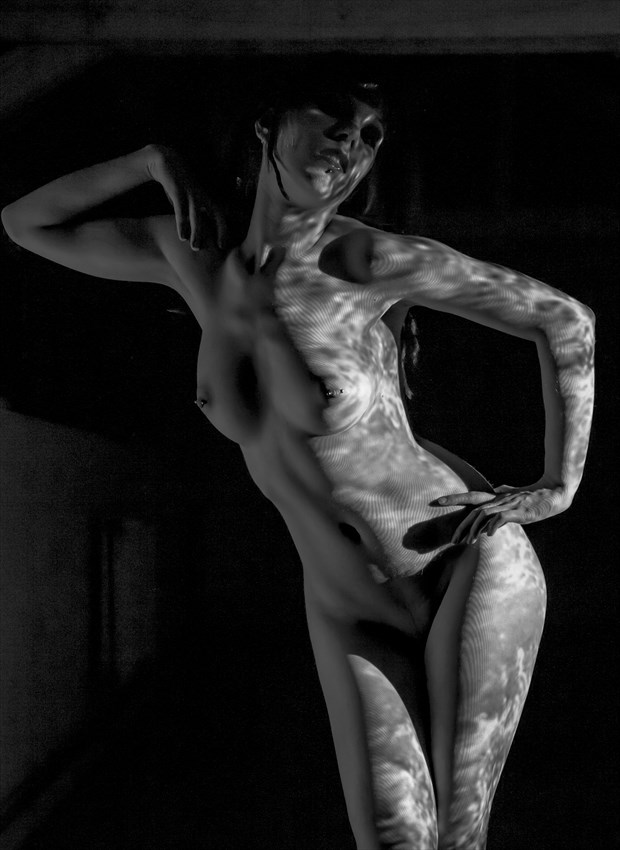 Emotional light affair Artistic Nude Photo by Photographer Looking_Eye