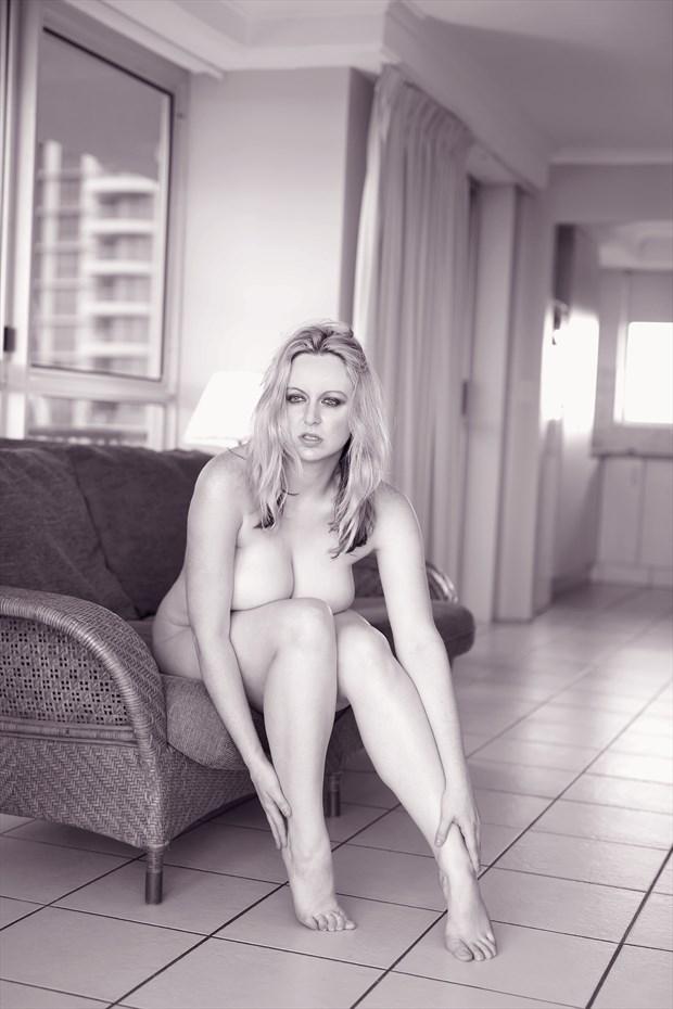 Emotive Implied Artistic Nude Photo by Model Kelly_Kooper