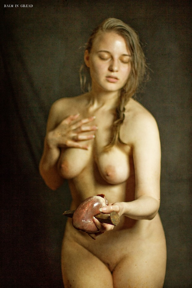 Empathy Artistic Nude Photo by Photographer balm in Gilead