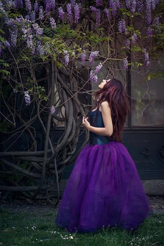 Enchanted Sensual Photo by Photographer Antonia Glaskova