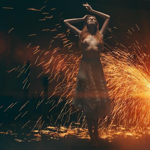 Endure Artistic Nude Photo by Model Shaun Tia