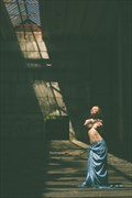 Enjoy the sun Artistic Nude Artwork by Photographer Stefan Mogyorosi