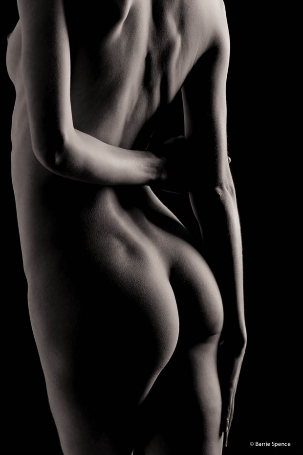 Entropic Tendencies Artistic Nude Photo by Model Fredau