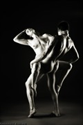 Entwined Artistic Nude Photo by Photographer Gregory Brown