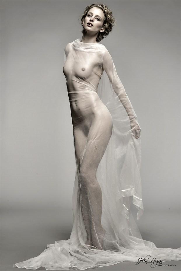 Eos Artistic Nude Photo by Photographer John Logan