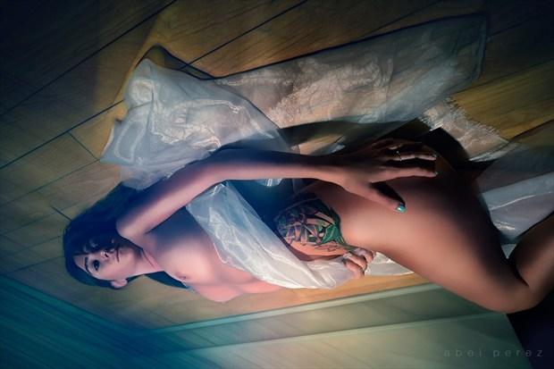 Ephemeral Artistic Nude Artwork by Photographer Mindplex