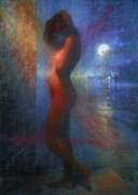 Erica Artistic Nude Artwork by Artist Matthew Joseph Peak