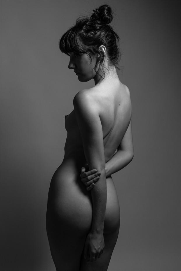 Erica Artistic Nude Artwork by Photographer Fr%C3%A9d%C3%A9ric Desch%C3%AAnes