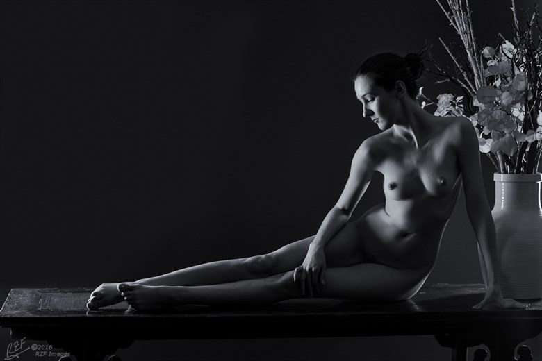EricaJay Artistic Nude Photo by Photographer RZF Images