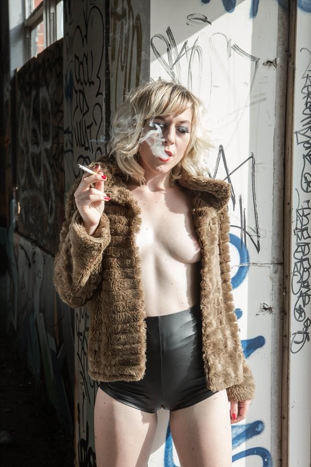 Erotic Alternative Model Artwork by Model Banksia Banks