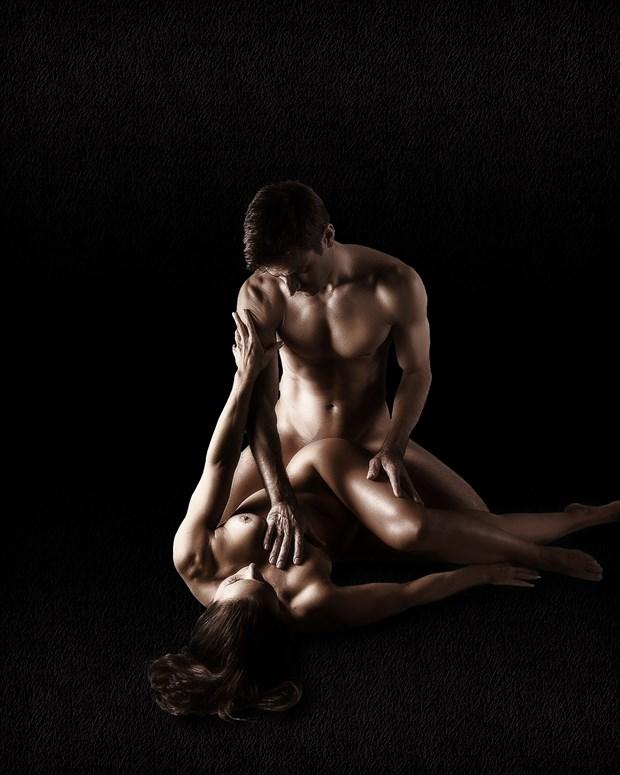 Erotic Couples Photo by Model AnayaVivian