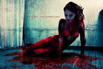 Erotic Fantasy Artwork by Photographer digital box creations